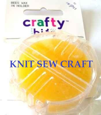 Beeswax and Holder IMPEX Crafty Bits