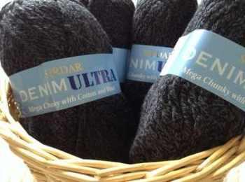 Sirdar Denim Ultra F025 Mega Chunky Wool Vintage 644
