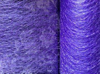 Spiders Web Net Sold Per Half Metre Purple