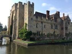 Beautiful Hever Castle