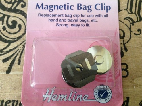 Magnetic Bag Clip HEMLINE