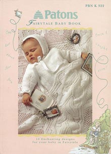 Patons Fairytale 3ply 4ply dk Patterns Book 322 - Knit, Crochet