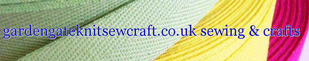 gardengateknitsewcraft.co.uk, site logo.