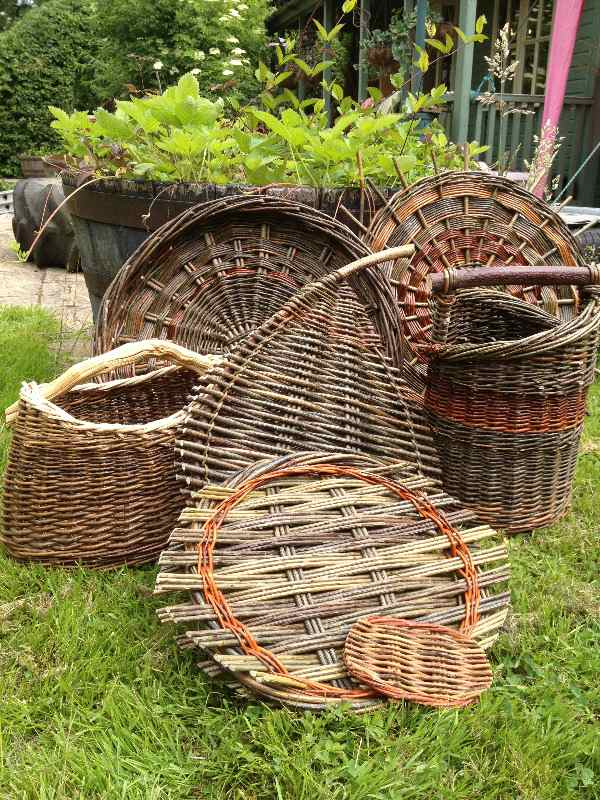 baskets - basket and platters collection 1