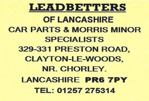 Leadbetters Logo
