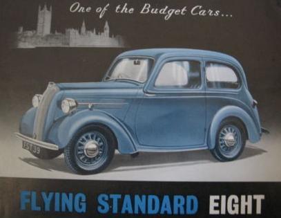 Standard Flying 8 - Steve Rose