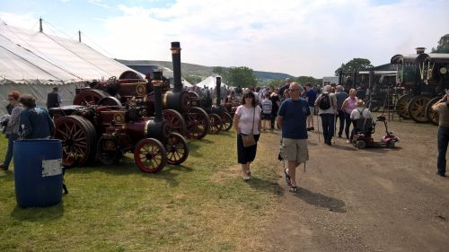 Chipping Steam Fair - May 2018 (23)