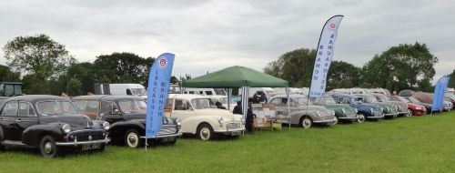 Heskin Steam Rally - June 2019 (2)
