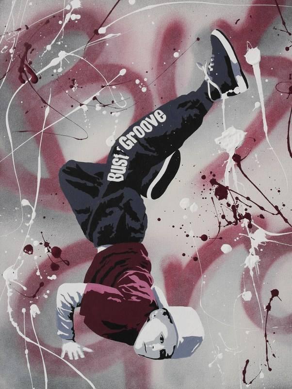 JGN Bust n Groove