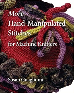 More hand manipulated stitches for machine knitters
