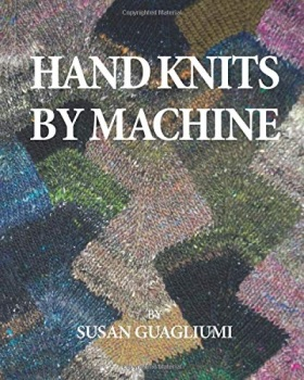 Hand knits by machine (paperback)