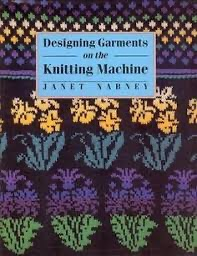 Designing garments on the knitting machine