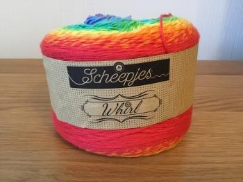 Scheepjes whirl cotton - jumpin jelly