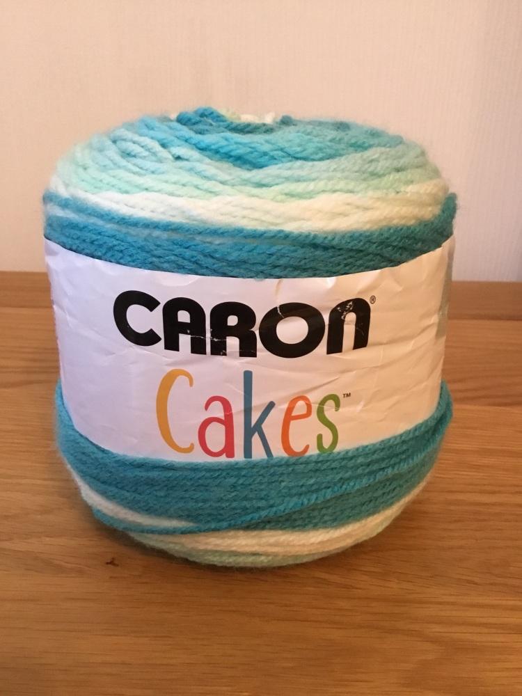 Caron cake yarn - faerie cake