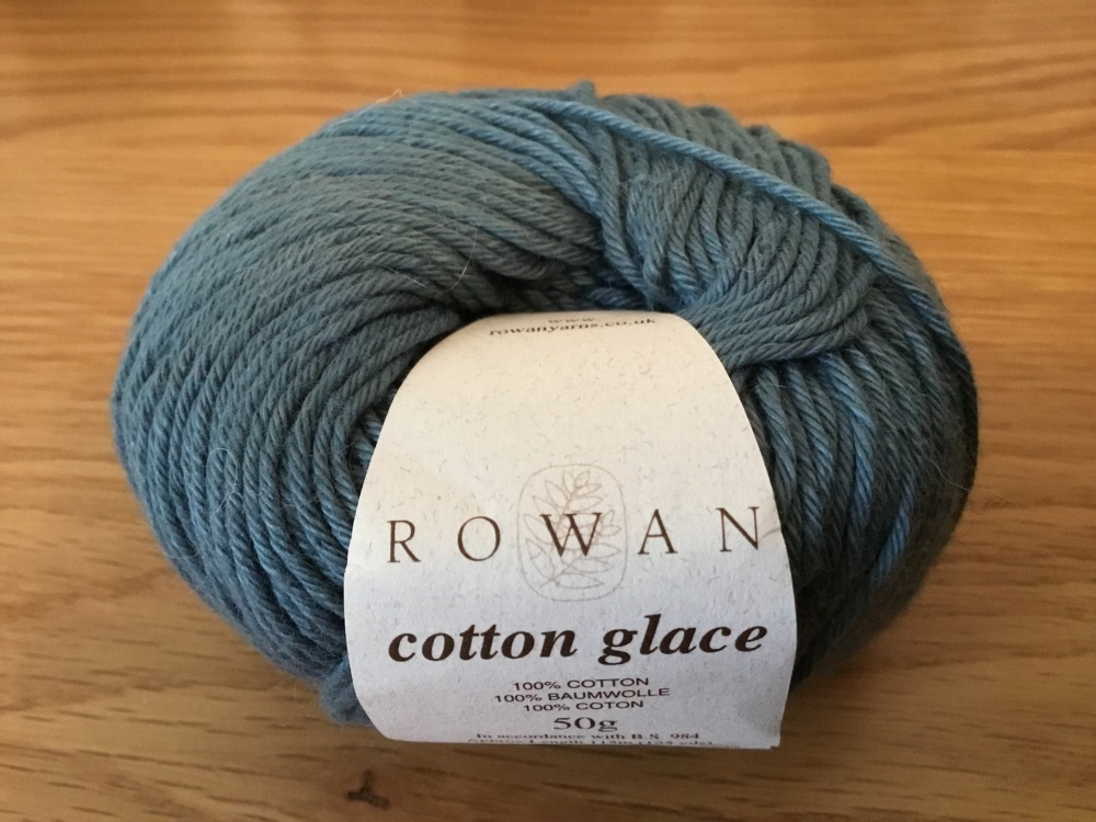 Rowan cotton glacé