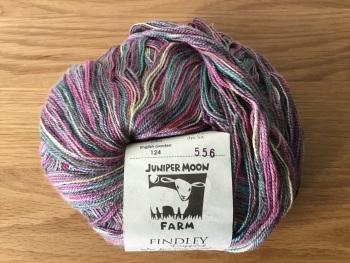 Juniper Moon - English garden
