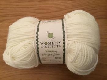 The woman's institute premium acrylic - cream