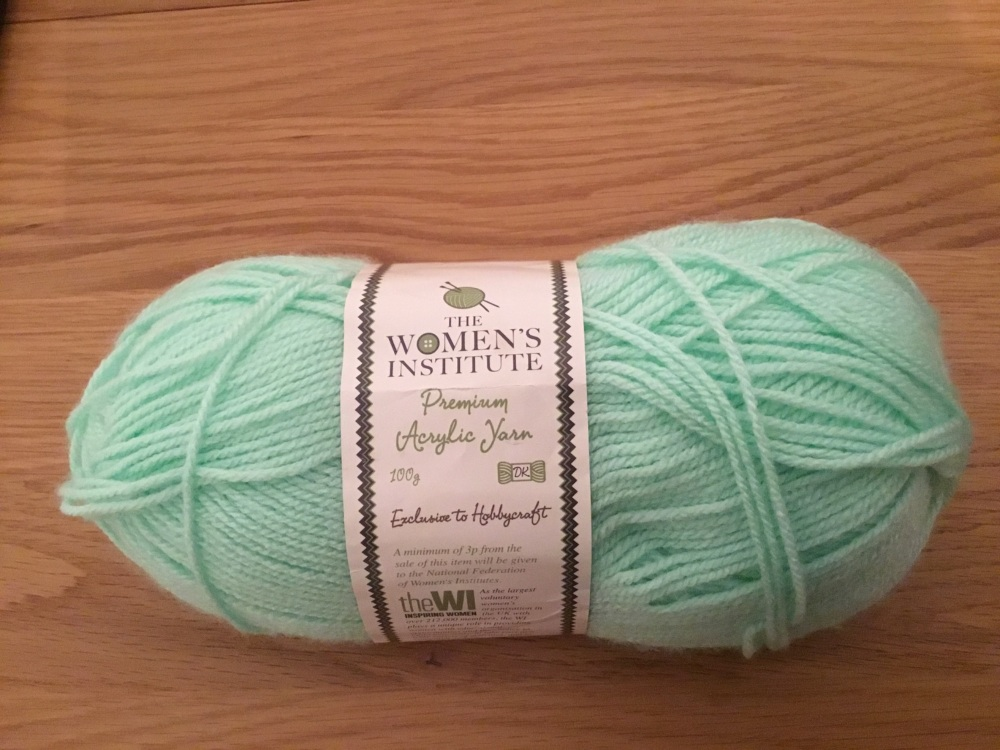 The woman's institute premium acrylic - mint