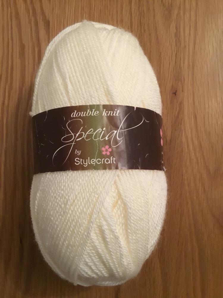 Stylecraft Special DK - cream