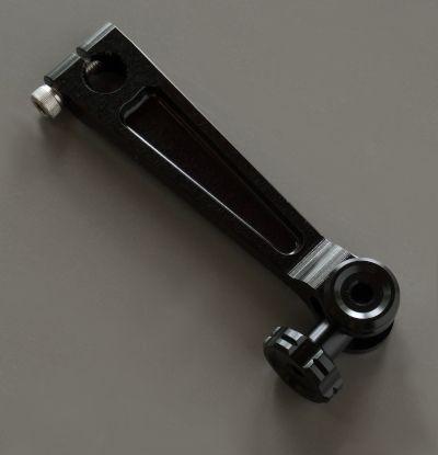 BrakeLeverBlk125mmCNC1