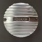 Generator Cover Finned Billet CNC Alloy Yamaha XS650 OHC