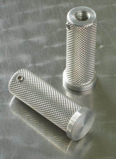 pillion pegs alloy