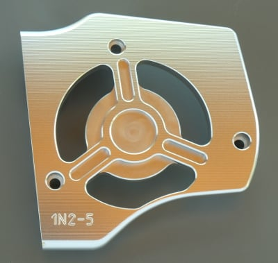 Sprocket Cover CNC Slv1