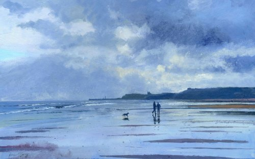 'View from Sandsend'