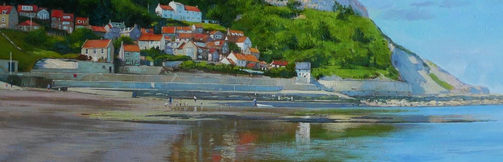Runswick bay, detail