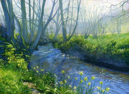 'River Dove Spring.'