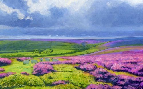'Egton High Moor' SOLD OUT