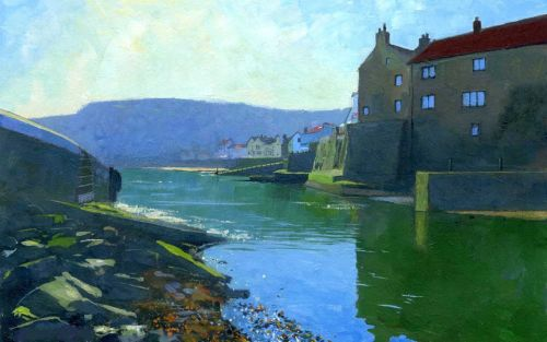 'Staithes Ebb Tide'