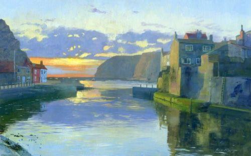 'Staithes Sunrise'