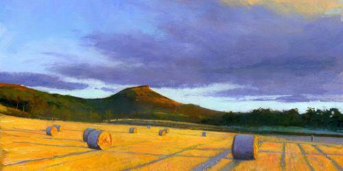 'August Evening'