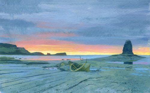 'Saltwick Bay.'