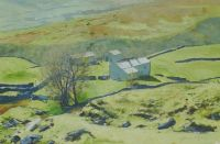 'Towards Swaledale.' SOLD.