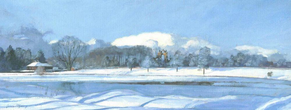 Guisborough Priory #3 280x100