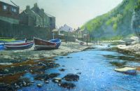 'Roxby Beck Summer.'  SOLD