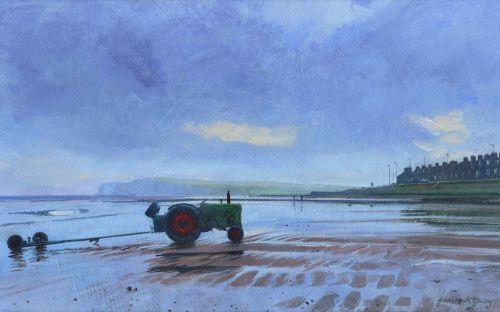 'Redcar Beach'