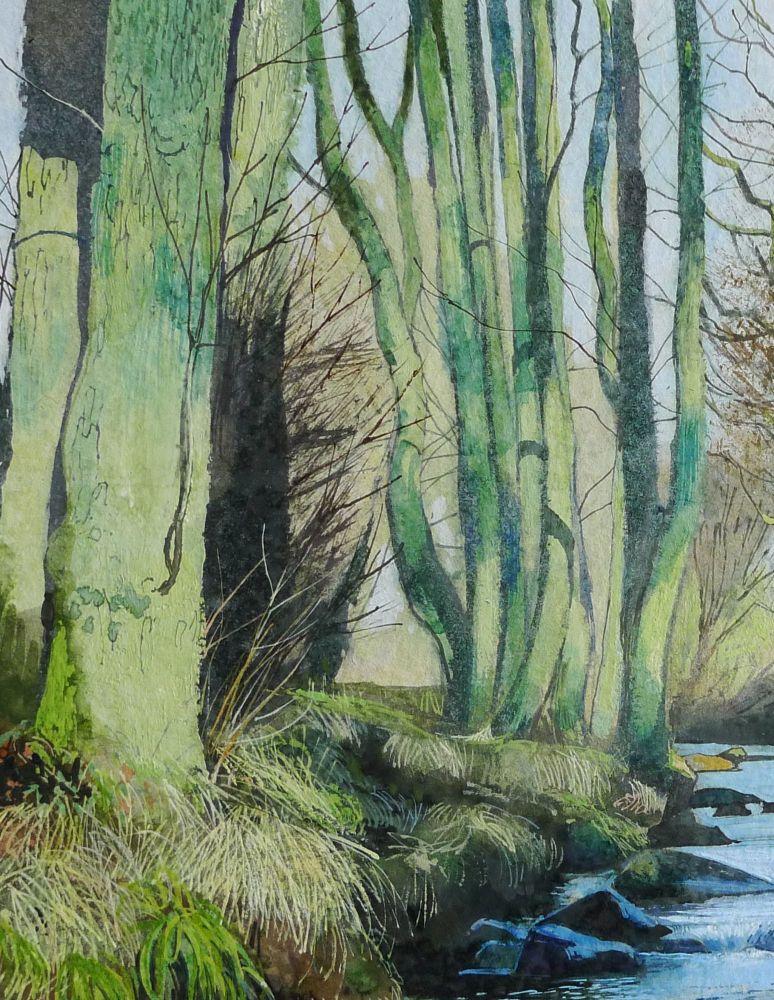 River Rye. detail 1