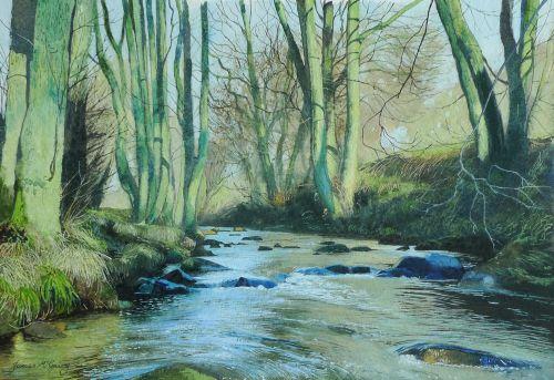 'River Rye, January.'