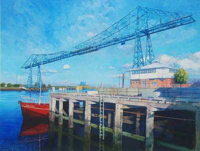 Transporter Bridge.
