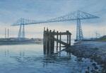 Transporter Bridge, August AM.