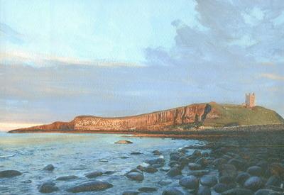 Dunstanburgh # 1
