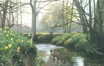 'Farndale Spring' SOLD OUT