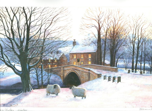 'Lealholm Sheep' SOLD OUT