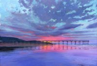 'Sunset, Saltburn' SOLD OUT