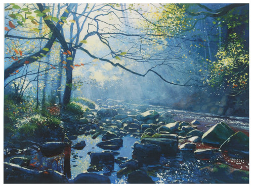 'West Beck #2'  SOLD OUT