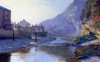 'Staithes Afternoon'