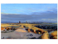 'View From South Gare.'